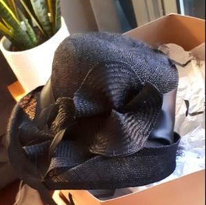😍Custom made derby hat- Lilliput hats NWOT